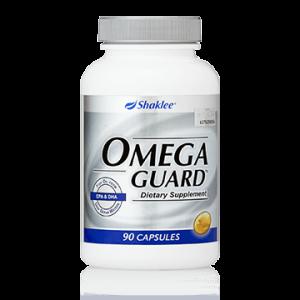 OmegaGuard Shaklee (Fish Oil Shaklee)