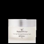 NutriWhite - Overnight Renewal Whitening Cream