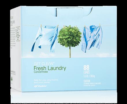 Fresh Laundry Sabun Basuh Shaklee Harga 2016