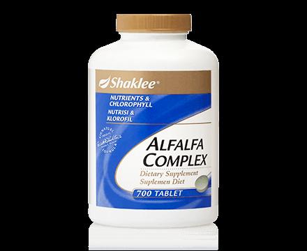 Alfalfa Complex Shaklee
