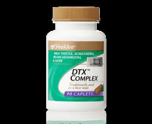 Harga DTX Complex Shaklee 2016