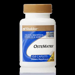 OsteMatrix Shaklee (Calcium)