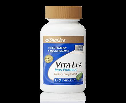 Vita-Lea® with Iron Formula