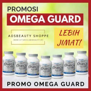 Harga Omega Guard Shaklee Harga Ahli